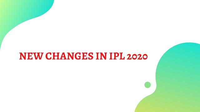 Changes in IPL