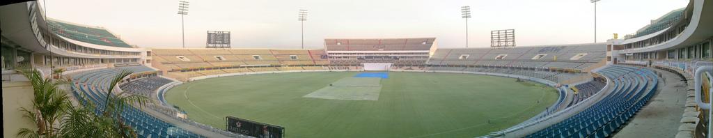 Rajiv Gandhi International Cricket Stadium