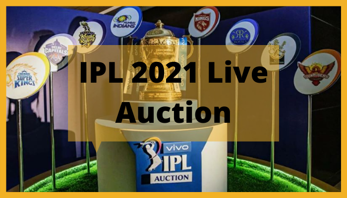 How to Learn More about IPL Live Auction 2021?