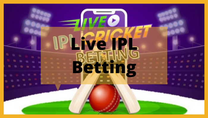 What is live IPL betting, and how it happens