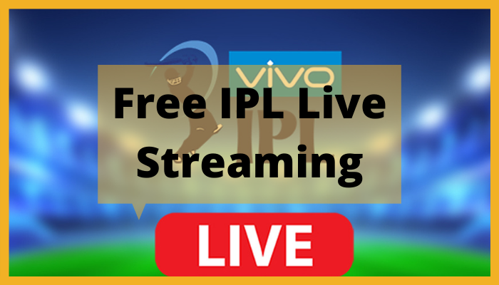 How to Experience Free IPL Live Streaming Online on Mobile? Top 3 Best Ways
