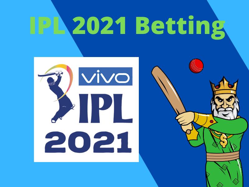 Indian Premier League betting 2021